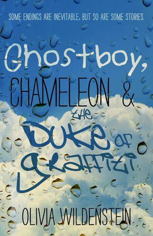 Ghostboy, Chameleon & the Duke of Graffiti
