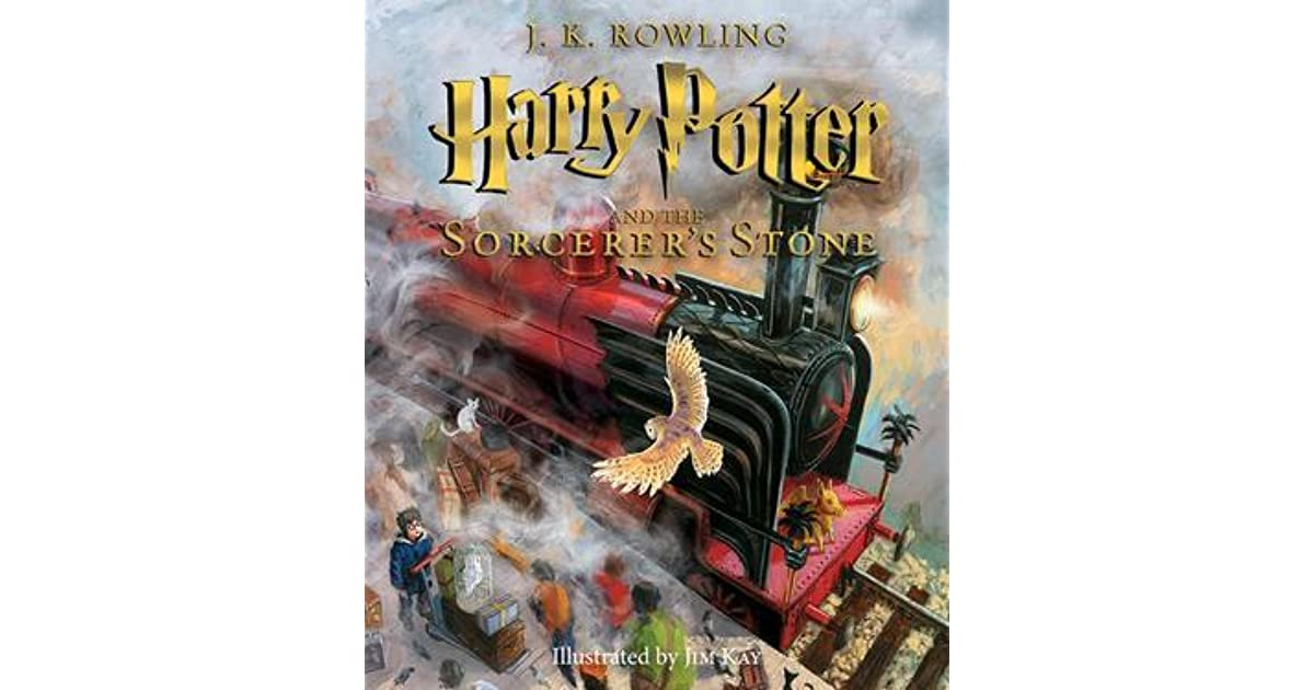 Harry Potter Book Goodreads ~ Harry potter and the sorcerer s stone by j k rowling