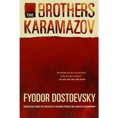 character analysis of dostoevskys brothers karamazov Dostoevsky's the brothers karamazov dostoevsky uses the character of ivan karamazov to ask what kind of god would create a world in which innocent children.