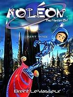 The Hollow Moon (Aoleon The Martian Girl, #3)
