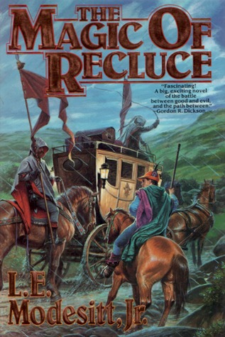 Download The Magic Of Recluce The Saga Of Recluce 1 By Le Modesitt Jr