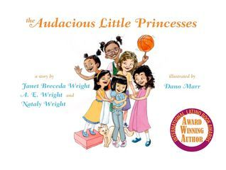 The Audacious Little Princesses