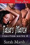 Talia's Match (Coalition Mates, #2)