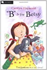 """""""B"""" Is for Betsy"""