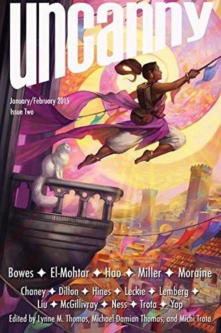 Uncanny Magazine Issue 2 by Lynne M. Thomas