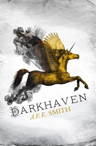 Darkhaven by A.F.E. Smith