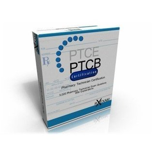 Pharmacy Technician Certification Exam (PTCE, PTCB