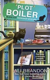 Plot Boiler (Black Cat Bookshop Mystery, #5)