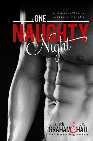 One Naughty Night: A Harmony/Evolve Crossover Novella