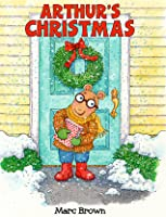 Arthur's Christmas (Arthur Adventure Series) by Marc Brown