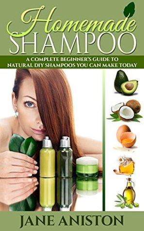 Homemade Shampoo: Beginner's Guide To