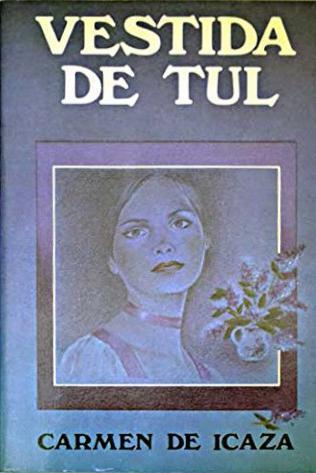 Vestida De Tul By Carmen De Icaza