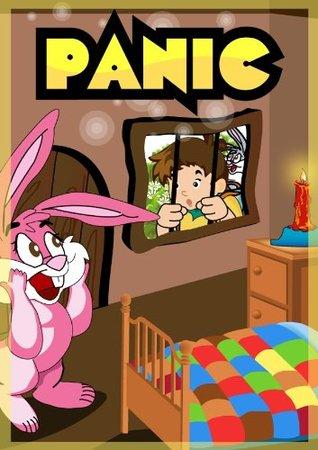 Children's books - Cntrol Panic (Teaching kid's Feelings & Emotion Book 11)