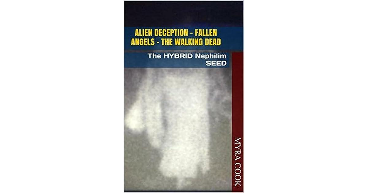 Alien Deception Fallen Angels The Walking Dead Hybrid