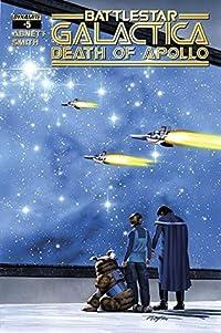 Battlestar Galactica: Death Of Apollo #5