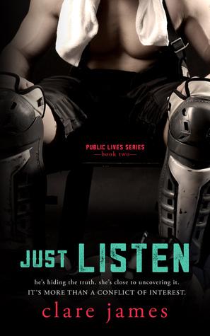 Just Listen (Public Lives, #2)