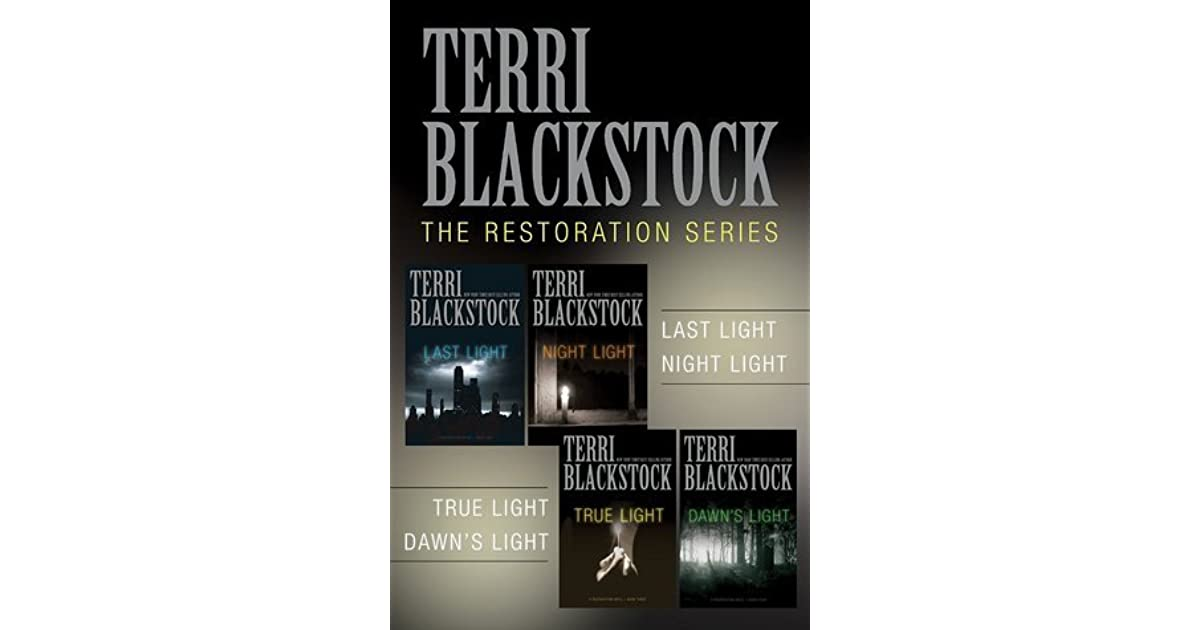 Image result for the restoration series terri blackstock