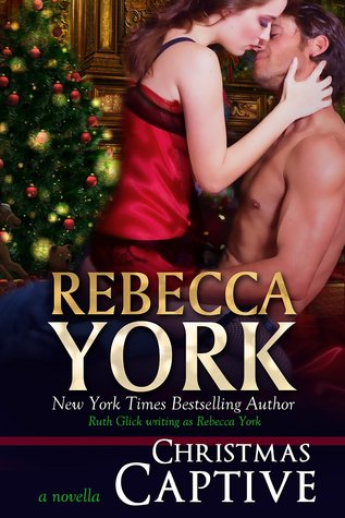 Christmas Captive (Decorah Security, #8)