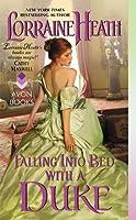 Falling Into Bed with a Duke (The Hellions of Havisham, #1)