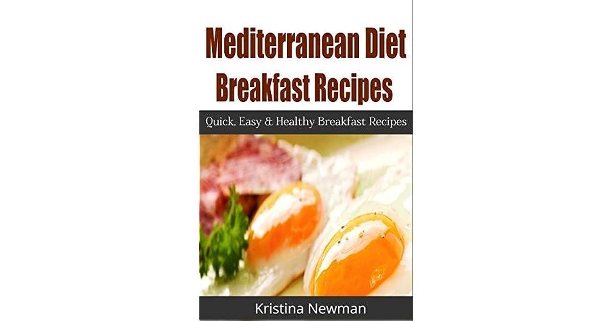 Mediterranean Diet Breakfast Recipes: Easy, Delicious, and