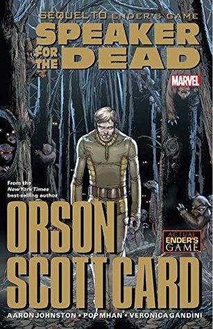 Speaker For The Dead by Aaron Johnston