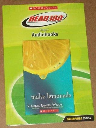 Scholastic, Read 180: Make Lemonade (Audiobook) Stage C ( 5 CD pack)