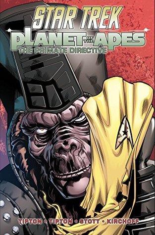 Star Trek/Planet of the Apes by Scott Tipton