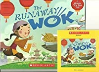 The Runaway Wok: A Chinese New Year Tale (Paperback & CD)