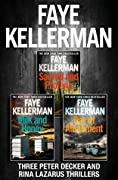 Peter Decker 3-Book Thriller Collection