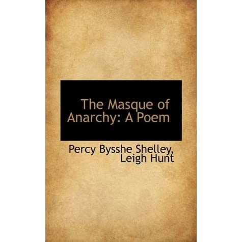 The Masque Of Anarchy