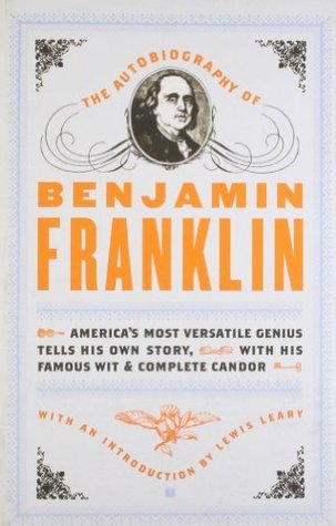 the autobiography of Benjamin Franklyn