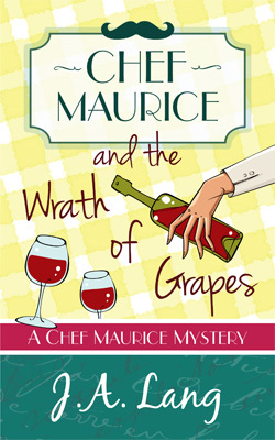 Chef Maurice #2 cover