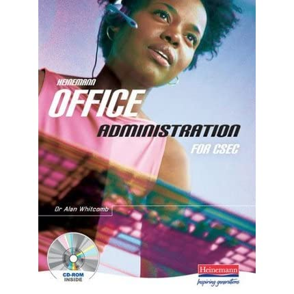 Office Administration For CSEC Student Book And CD By Alan