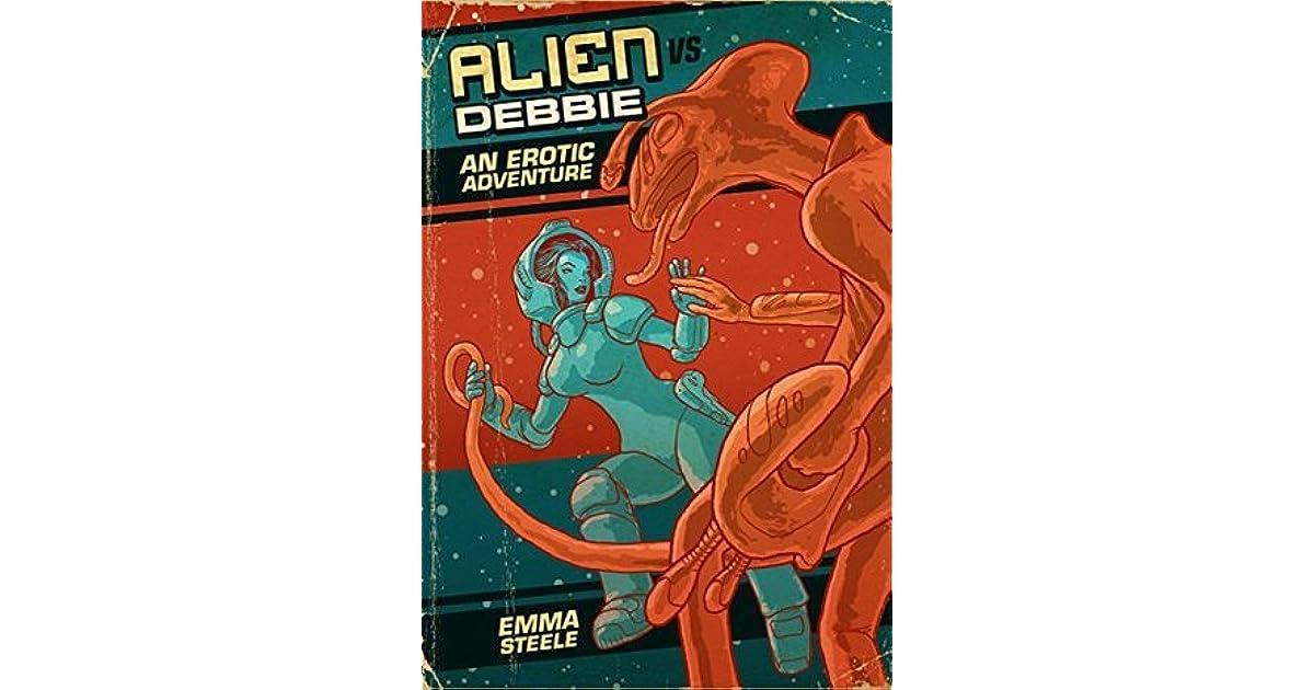 Alien and predator gangbang sex funs