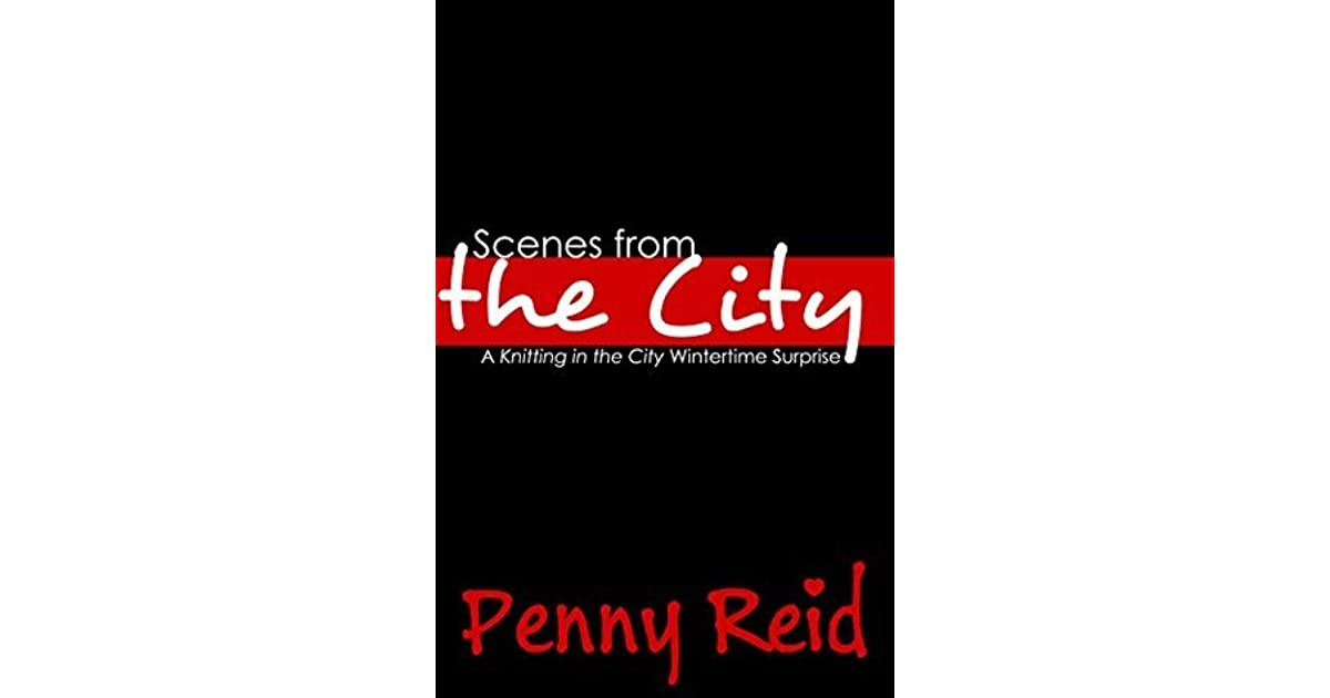 Knitting In The City Goodreads : Scenes from the city knitting in by penny
