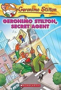 Geronimo Stilton, Secret Agent (Geronimo Stilton, #34)