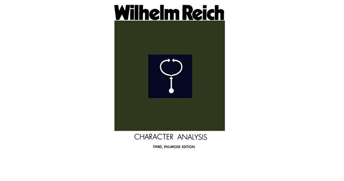 Character Analysis (3rd Edition)