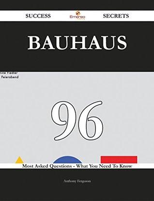 Bauhaus 96