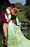 A Kiss for Lady Mary (The Marriage Game, #6)