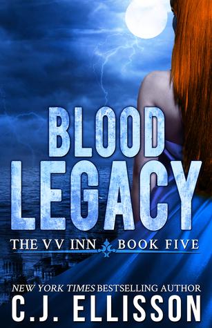 Blood Legacy (The V V Inn #5)