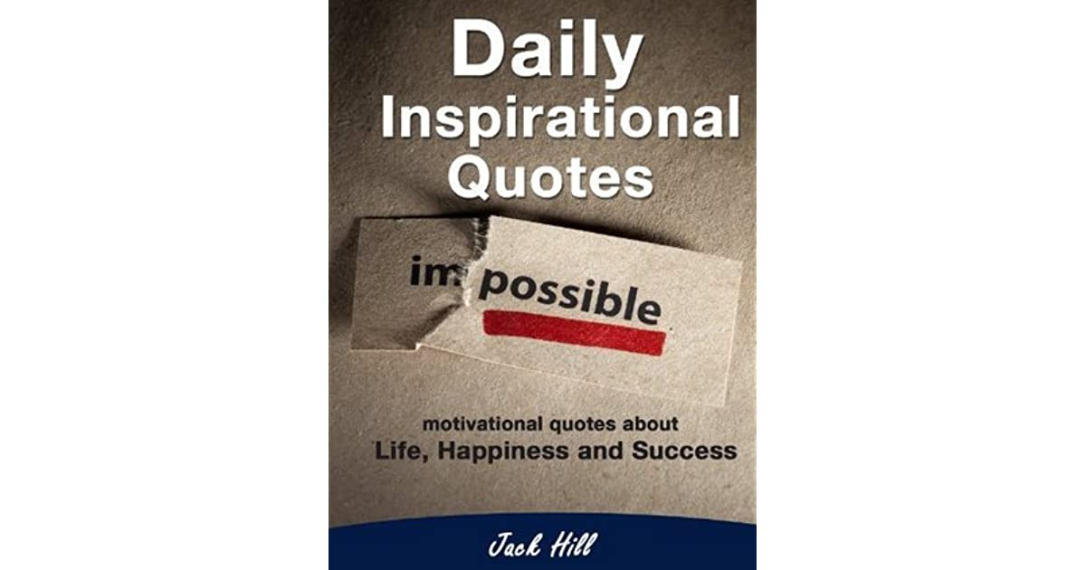 daily inspirational quotes motivational quotes about life