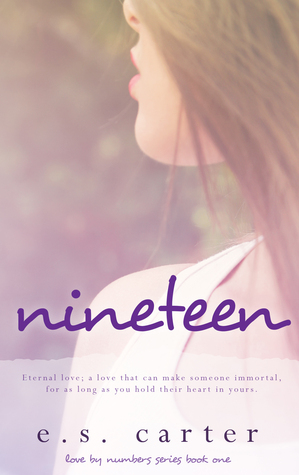 Nineteen by E.S. Carter