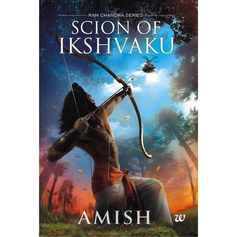 Shravanthi's review of Scion of Ikshvaku