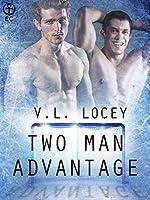 Two Man Advantage (Point Shot, #1)