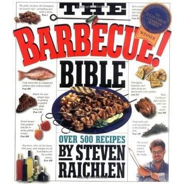 barbecue bible steven raichlen