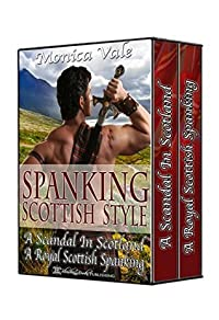 Spanking, Scottish Style: Two Book Set