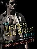 The Justiss Alliance Series 3-Book Bundle: Wild on You, Wild Ways, Wild Nights