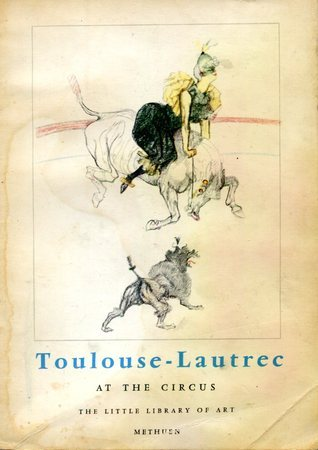 Toulouse-Lautrec at the Circus  by  Edouard Julien