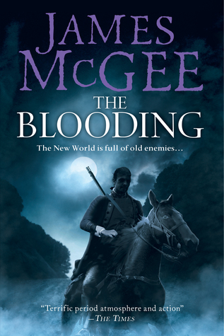 The Blooding (Matthew Hawkwood, #5)