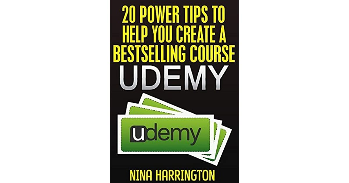 20 Power Tips To Help You Create A Bestselling Course On